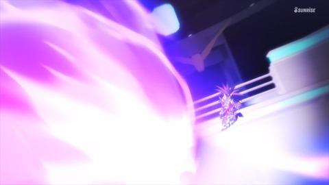 SDガンダムワールドヒーローズ 第3話 感想 ネタバレ 0927