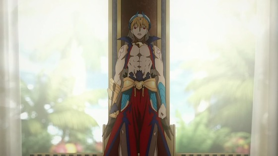 FGO 絶対魔獣戦線バビロニア 第15話 感想 00609