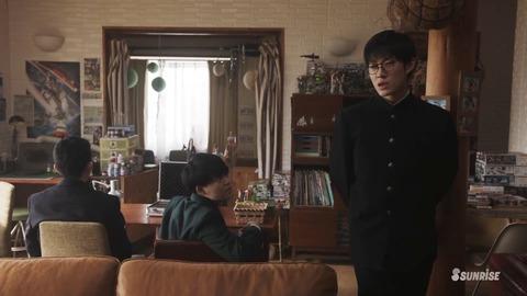 ガンダムビルドリアル 第5話 感想 202