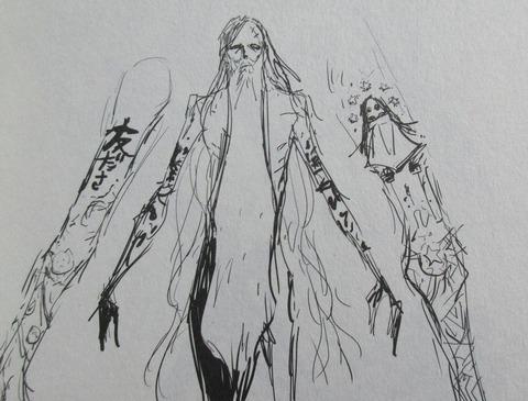 シャーマンキング マルコス 2巻 感想 ネタバレ 65