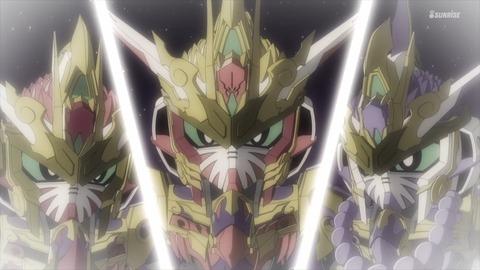 SDガンダムワールドヒーローズ 第23話 感想 202