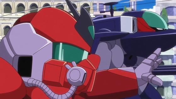 魔神英雄伝ワタル 七魂の龍神丸 第2話 感想 00387