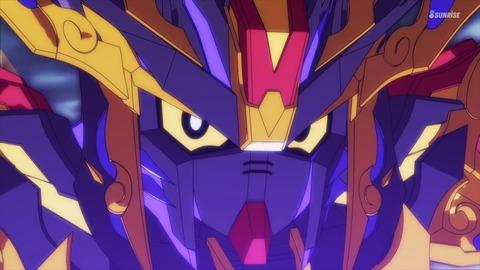 SDガンダムワールドヒーローズ 第23話 感想 64
