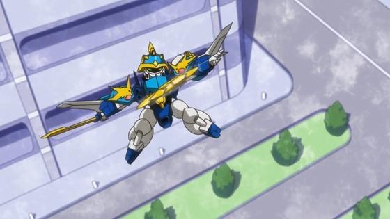 魔神英雄伝ワタル 七魂の龍神丸 第3話 感想 00262