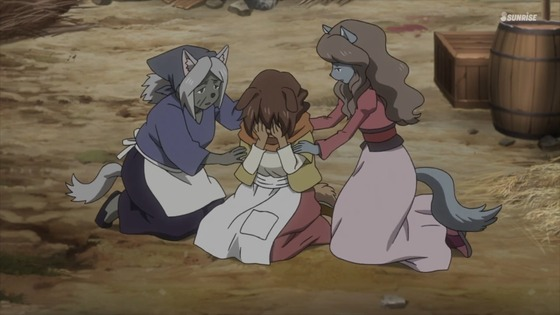 ガンダムビルドダイバーズ ReRISE 第12話 感想 00818