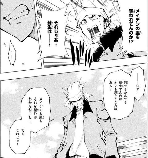 シャーマンキング レッドクリムゾン 2巻 感想 00018