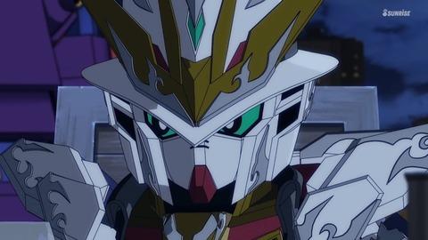 SDガンダムワールドヒーローズ 第11話 感想 503