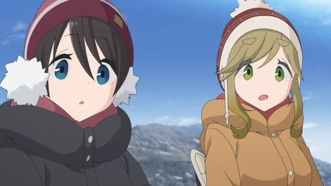 ゆるキャン 2期 第6話 感想 473