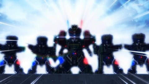 SDガンダムワールドヒーローズ 第11話 感想 0572