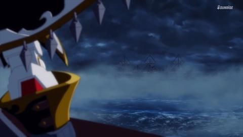 SDガンダムワールドヒーローズ 第3話 感想 ネタバレ 132