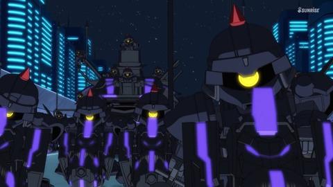 SDガンダムワールドヒーローズ 第13話 感想 0776