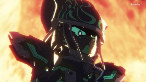 SDガンダムワールドヒーローズ 第11話 感想 182