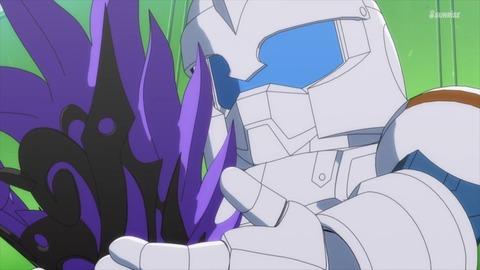 SDガンダムワールドヒーローズ 第3話 感想 ネタバレ 609