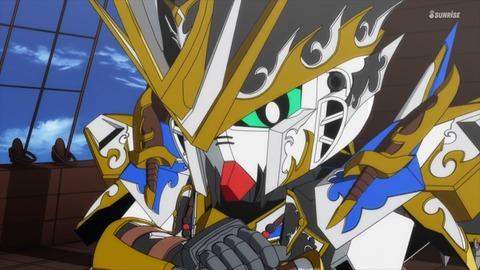 SDガンダムワールドヒーローズ 第3話 感想 ネタバレ 231