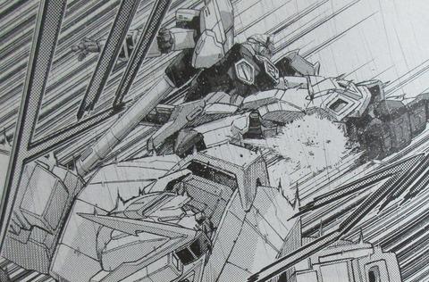 機動戦士ガンダムNT 4巻 感想 66