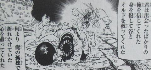 黙示録の四騎士 3巻 感想 38