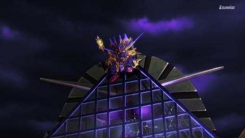 SDガンダムワールドヒーローズ 第22話 感想 476
