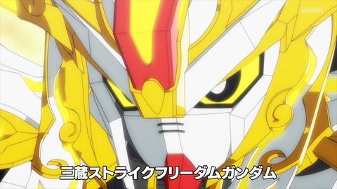 SDガンダムワールドヒーローズ 第22話 感想 640