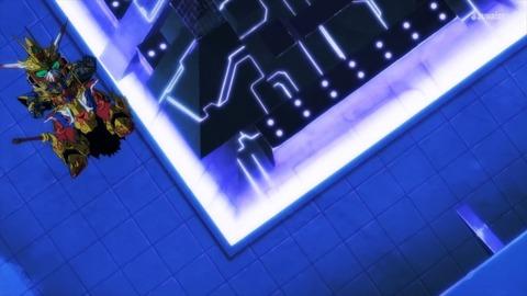 SDガンダムワールドヒーローズ 第24話 最終回 感想 352