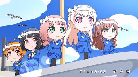 BanG Dream!ガルパピコ大盛 第20話 感想