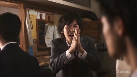 ガンダムビルドリアル 第2話 感想 ネタバレ 040