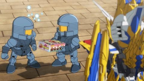 SDガンダムワールドヒーローズ 第22話 感想 290