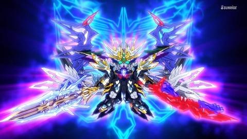 SDガンダムワールドヒーローズ 第15話 感想