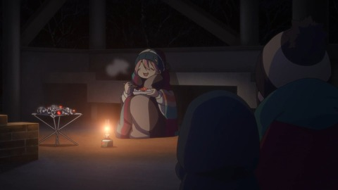 ゆるキャン 2期 第8話 感想 0807