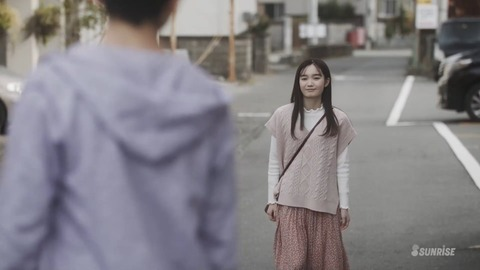 ガンダムビルドリアル 第3話 感想 ネタバレ 122
