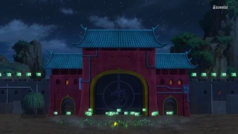 SDガンダムワールドヒーローズ 第15話 感想 283