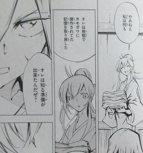 シャーマンキング ザ・スーパースター 5巻 感想 13