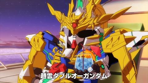 SDガンダムワールドヒーローズ 第1話 感想 ネタバレ 200