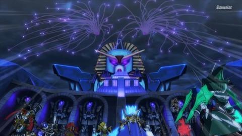SDガンダムワールドヒーローズ 第24話 最終回 感想 416