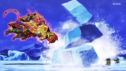 SDガンダムワールドヒーローズ 第11話 感想 09