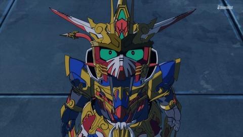 SDガンダムワールドヒーローズ 第22話 感想 090