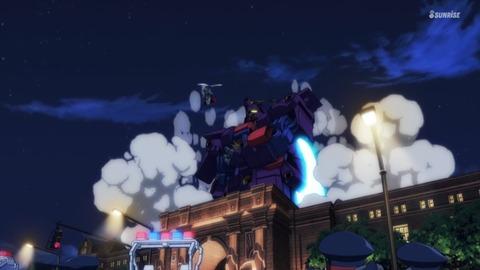 SDガンダムワールドヒーローズ 第11話 感想 086