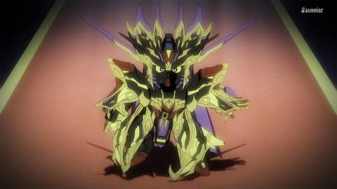 SDガンダムワールドヒーローズ 第23話 感想 208