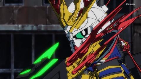 SDガンダムワールドヒーローズ 第13話 感想 245