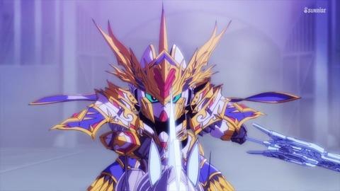 SDガンダムワールドヒーローズ 第23話 感想 428