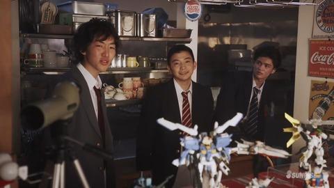 ガンダムビルドリアル 第2話 感想 ネタバレ 030