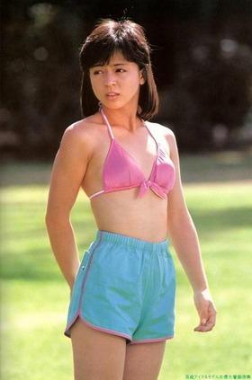 森尾由美さんの水着