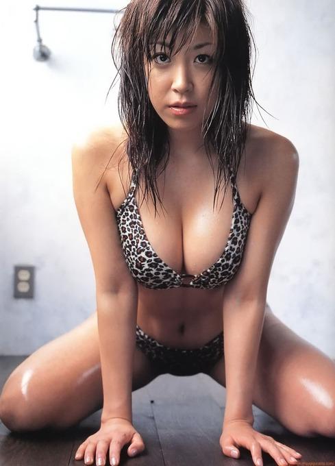 完熟ボディー 川原 洋子水着ビキニ画像「42枚」