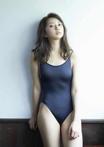 小宮有紗 競泳水着スクール水着画像