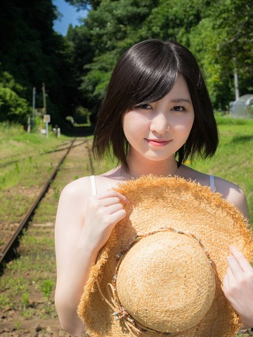 AKB48時代 岩田華怜水着画像まとめ「78枚」