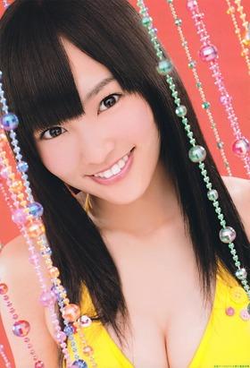 NMB48山本彩水着ビキニグラビア「100枚」アイドル画像
