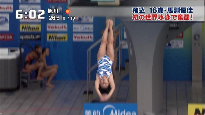 2011世界水泳 女子飛板飛込3M予選・準決勝17