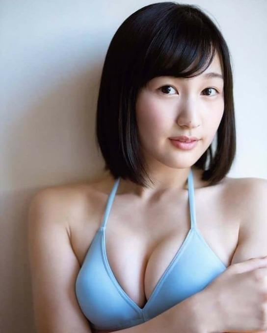 [ 夏空、咲いた。 ] NMB48 溝渕麻莉亜