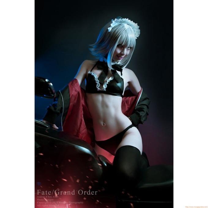 Fate/Grand Order - ジャンヌ・ダルク〔オルタ〕 黒水着ver.