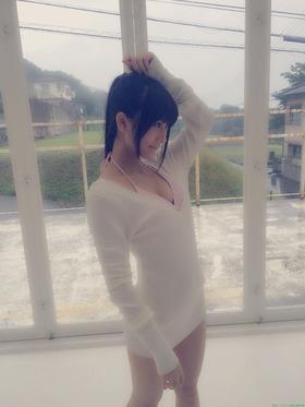 撮影キャプチャーNMB48矢倉楓子水着グラビア「52枚」