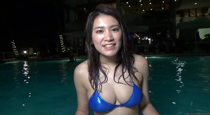 水着画像「37枚」久松郁実、加速し続けるセクシーBODY!